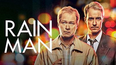 Rain Man på Oscarsteatern, över Höglandet(Boende Quality hotell Friends, Inklusive middag)