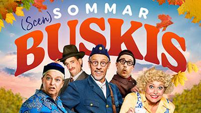 Scen Sommar Buskis i Jönköping
