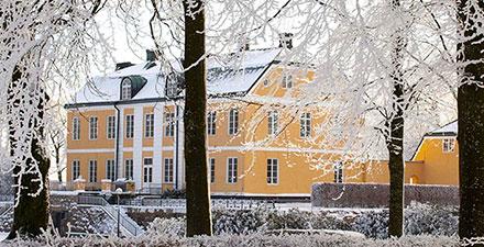 Julmarknad på Wapnö Gård