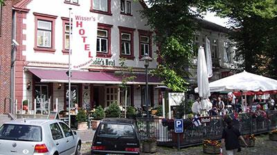Burg 2 dagar över Jönköping/Höglandet, Wissers Hotel